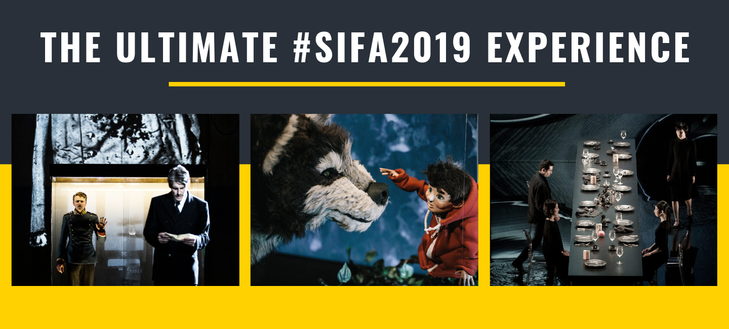Ultimate #SIFA2019 Experience Lucky Draw